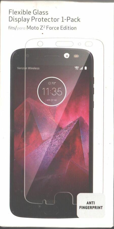 Захисне гнучке скло Motorola Moto Z2 Force Edition