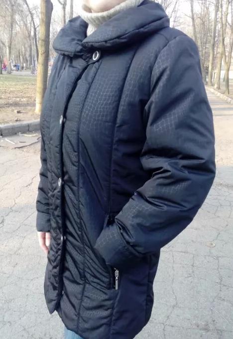 Женское пальто, куртка, курточка, демисезонная, 12 р., весна, осень