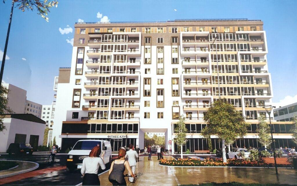 Продажа 2к квартиры в новостройке в центре вишенки на ул.юности