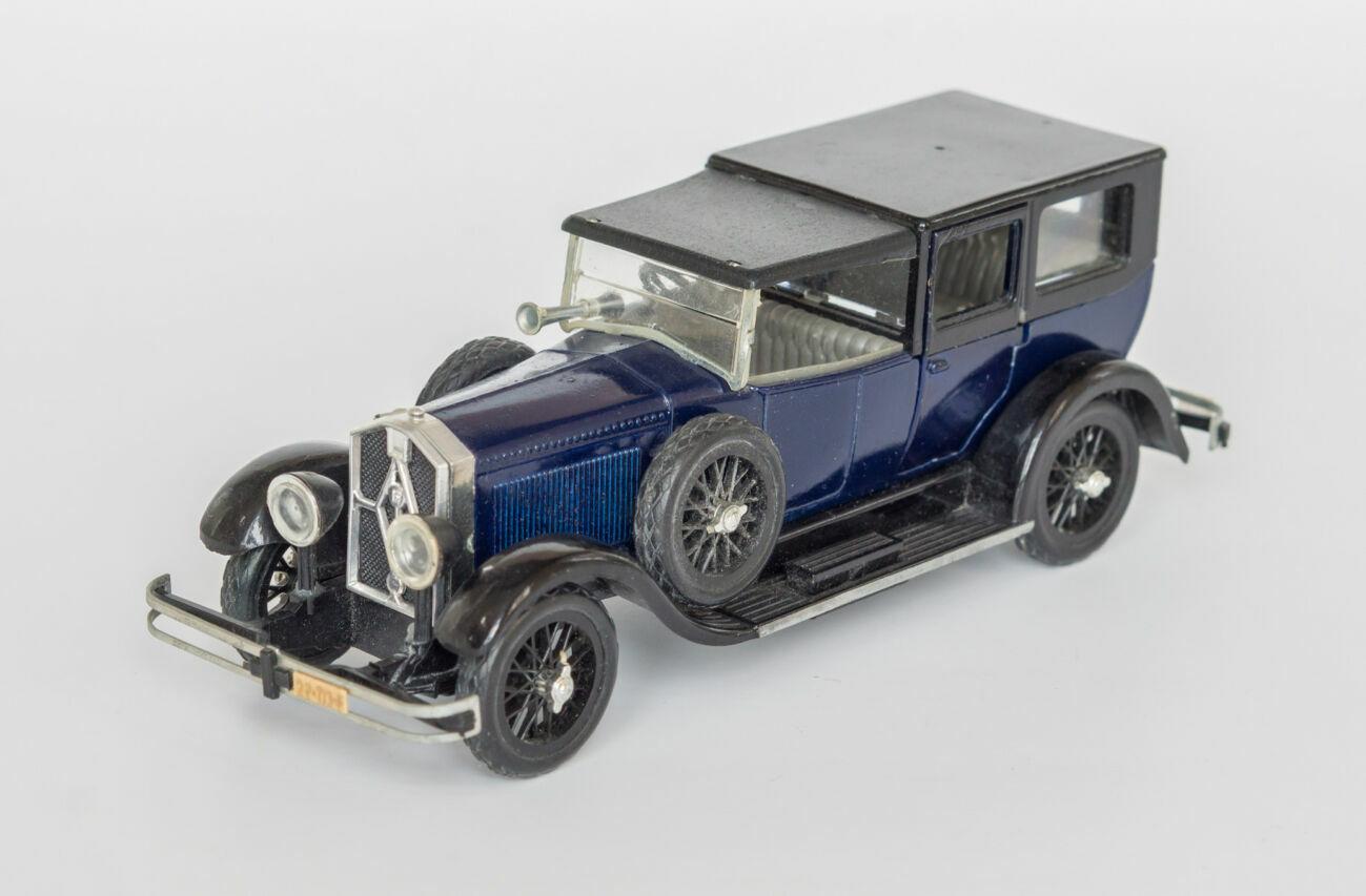 1:43 Isotta Fraschini Tipo 8a 1926, Rio Italy #8