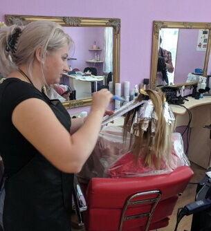 Лучшие курсы парикмахеров в Херсоне. Учебный центр Индустрия красоты.