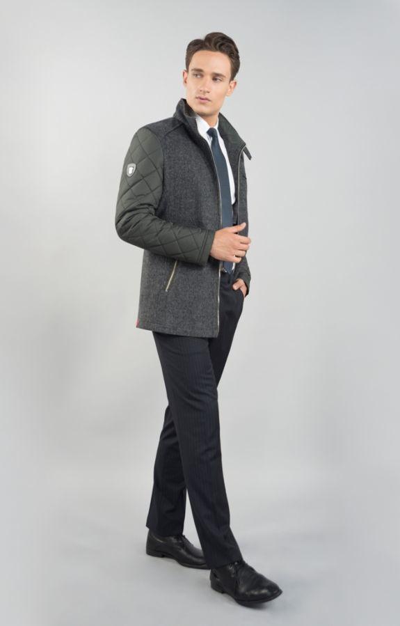 Фото 4 - Мужская зимняя куртка Sun's House V-925 (Comby)