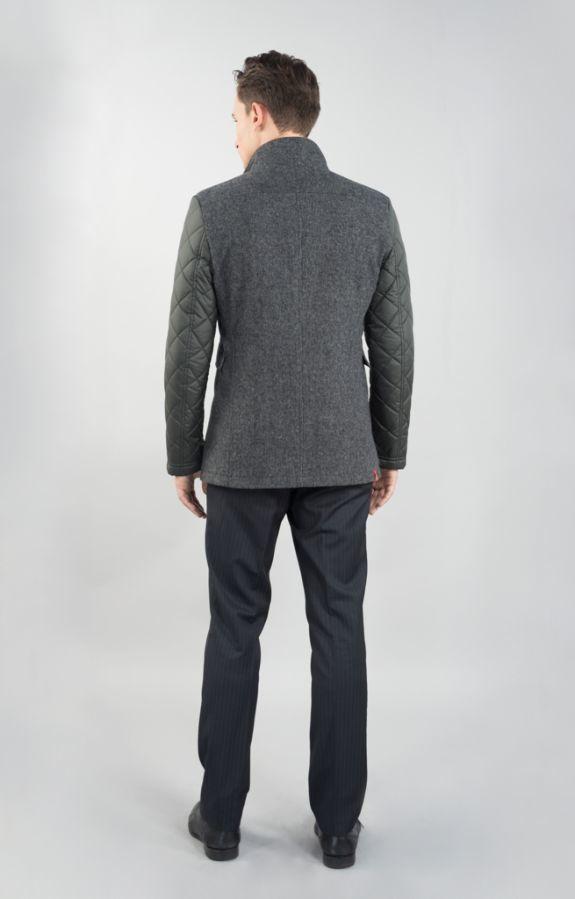 Фото 3 - Мужская зимняя куртка Sun's House V-925 (Comby)