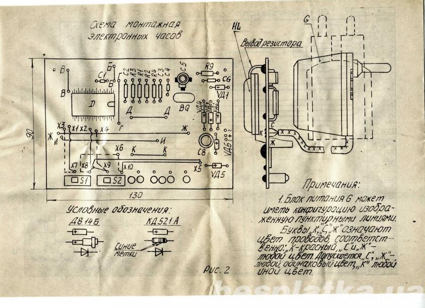 Часы электроника выпускали с 80х по 90 годы в разных цветовых решениях и исполнениях.