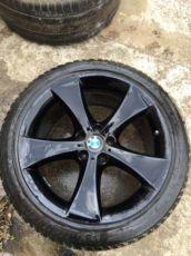 комплект разно широких дисков BMW Х 6 Е 71 стиль 259 R20  лето