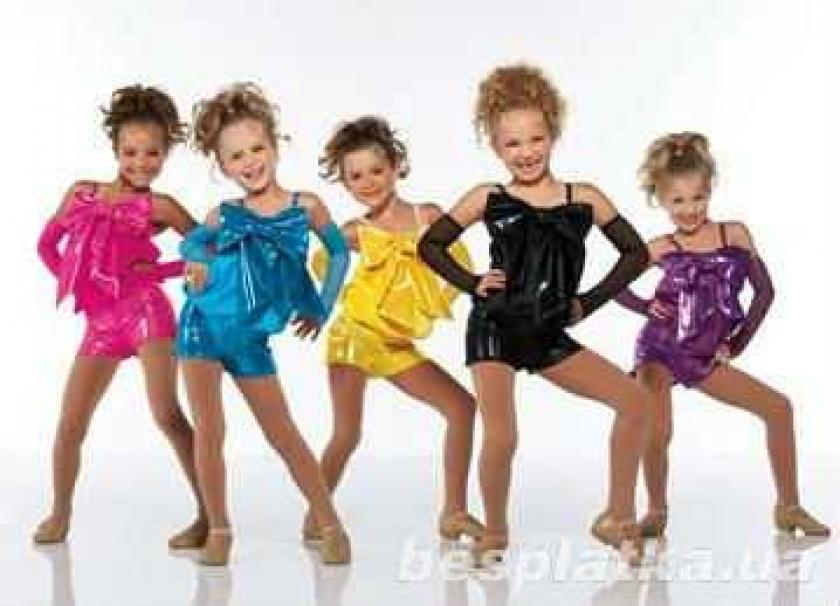 Фото 6 - Современные танцы для детей от 4,5-7 лет!
