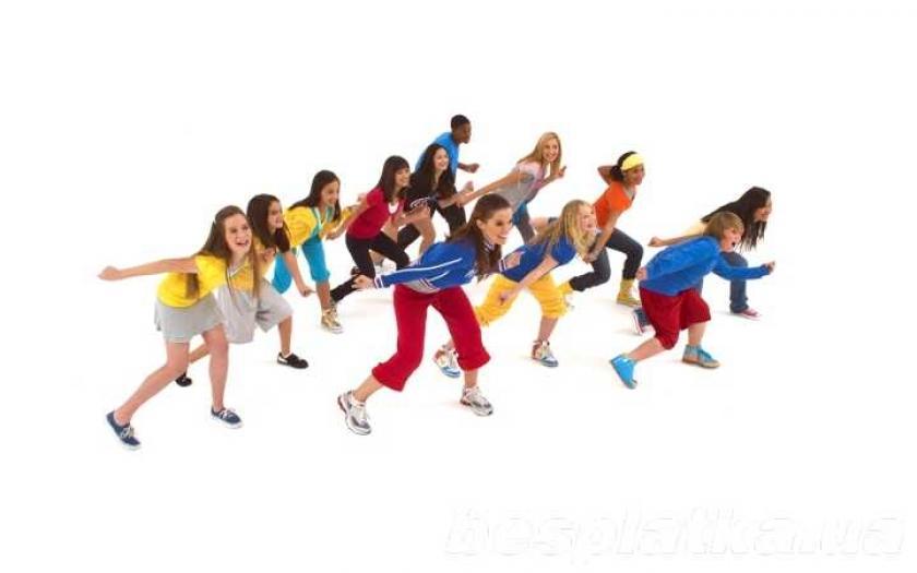 Фото 8 - Современные танцы для детей от 4,5-7 лет!