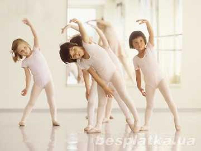 Фото - Современные танцы для детей от 4,5-7 лет!