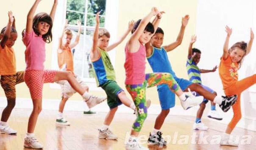 Фото 7 - Современные танцы для детей от 4,5-7 лет!
