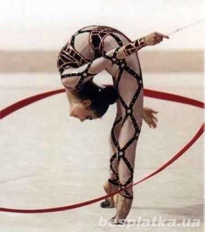 Фото 5 - Художественная гимнастика для детей от 5 лет!