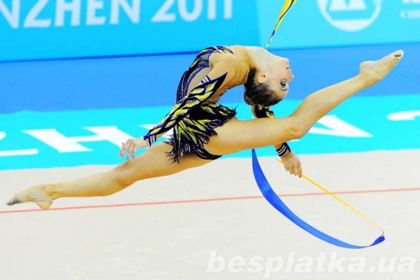 Фото 6 - Художественная гимнастика для детей от 5 лет!
