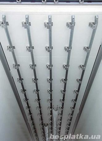 Фото 6 - Подвесные пути для рефрижераторов и контейнеров