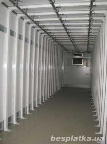 Фото 2 - Подвесные пути для рефрижераторов и контейнеров