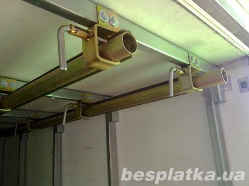 Фото 9 - Подвесные пути для рефрижераторов и контейнеров