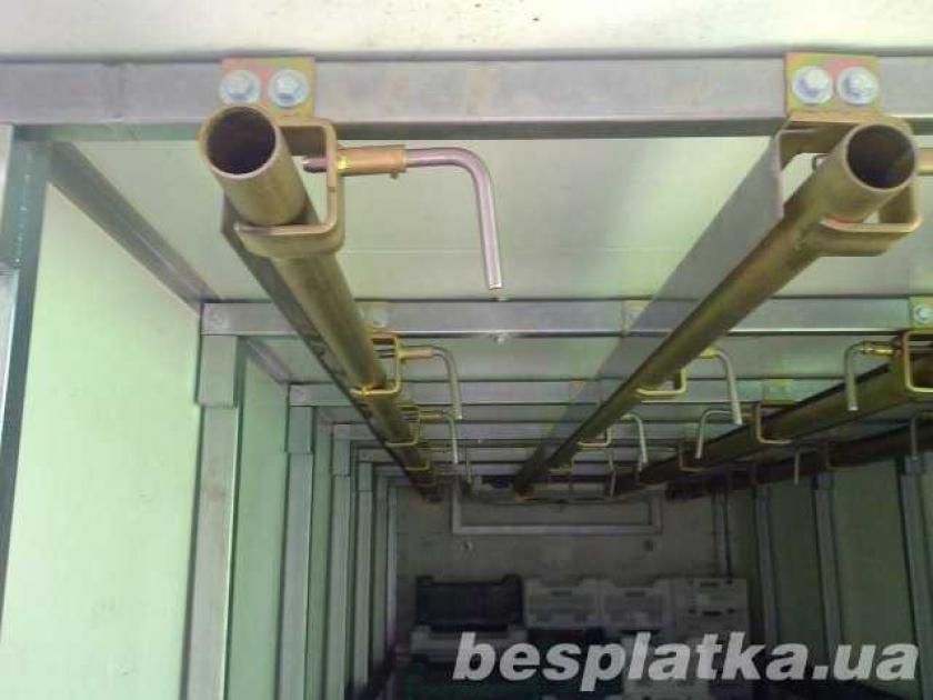 Фото 7 - Подвесные пути для рефрижераторов и контейнеров