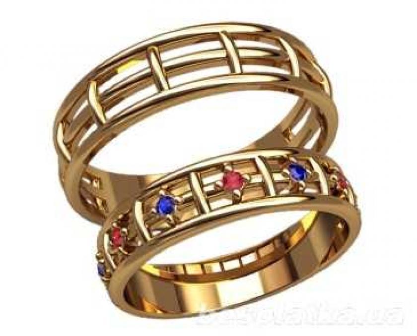 золотые обручальные кольца фото и цены в украине, Special ... 9a5352df370