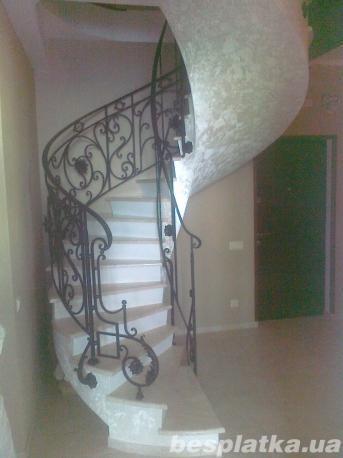Лестницы железобетонные любой сложности.