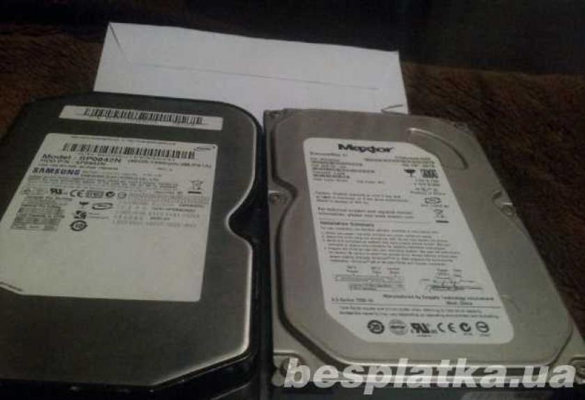 Фото - Жесткий диск HDD 80 Gb SATA 3.5