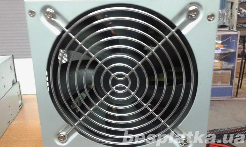 Фото - Блок питания на системный блок ATX 300W б/у с большим тихим вентилятор