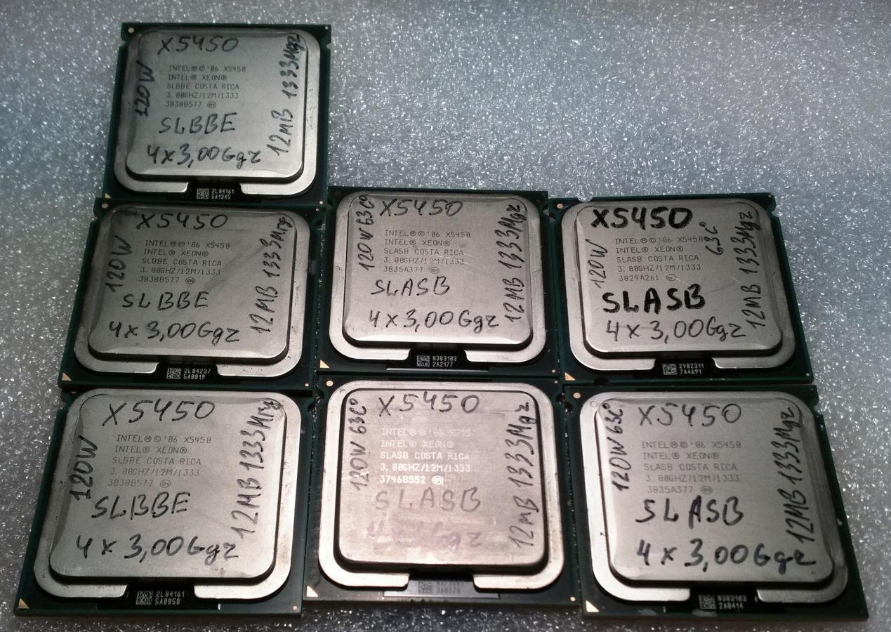 Продам процессоры для компютеров,серверов,ноутбуков