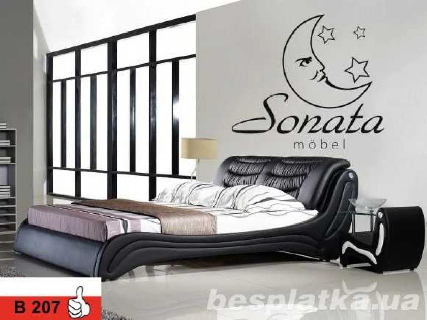 кожаные кровати двуспальные кровати из кожи 19 999 грн мебель