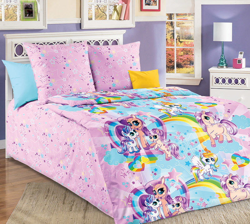Детская постель, Комплект Пони Звездочка
