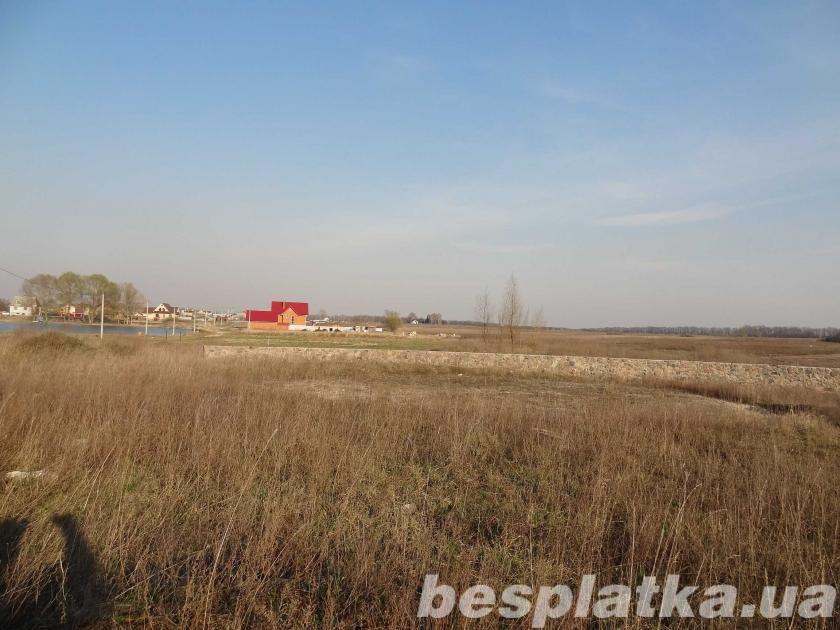 Продам участок в  с. Багрин Васильківський район