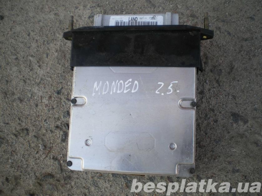 Блок управления двигателем Форд Мондео 1 двигатель 2.5.