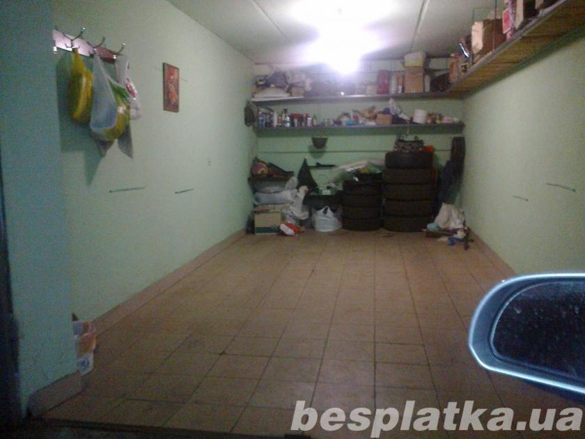 Фото - продам гараж