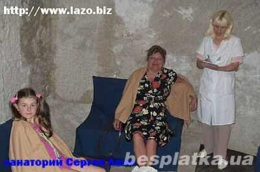 Отдых и лечение на берегу Черного моря
