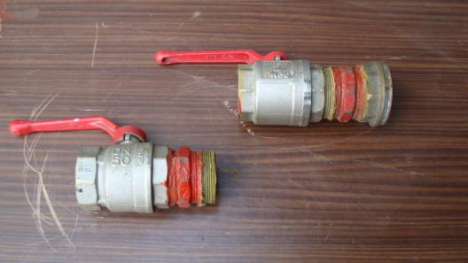 Кран шаровый (задвижка) DN50 125WSP PN30