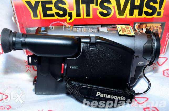 видеокамера Panasonic NV RZ-22EN