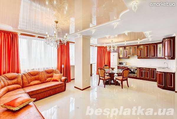 Сдам 3 комнатную квартиру VIP уровня