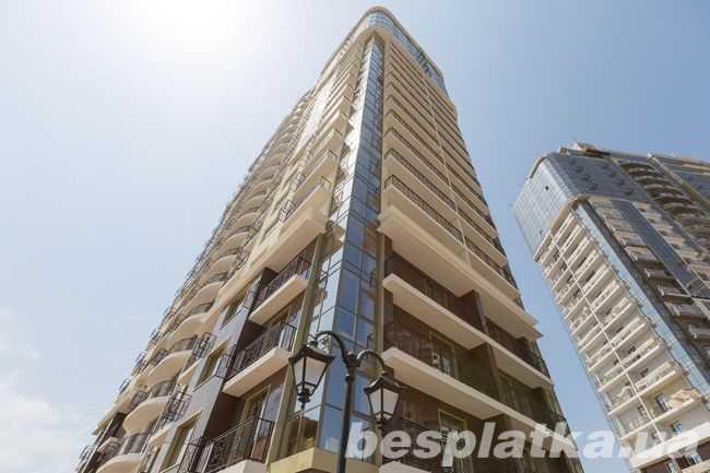 Продам 1 комнатную квартиру Одессе панорама моря ЖК Седьмая Жемчужина