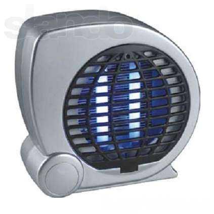 Светильник для уничтожения насекомых DELUX AKL-15 2x4Вт G5 с вентил