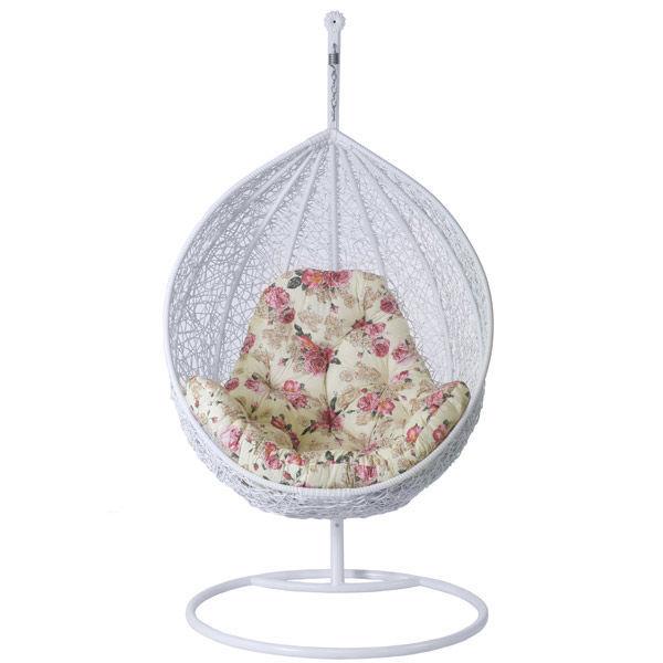 Фото 4 - Садовые качели кокон Гарди, подвесное кресло шар