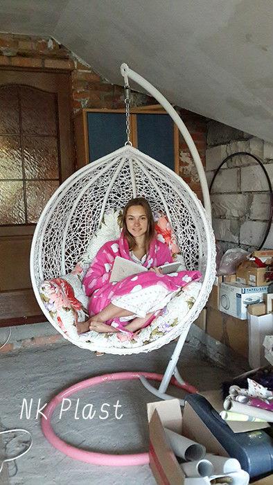 Фото 3 - Садовые качели Черкассы, кресло кокон