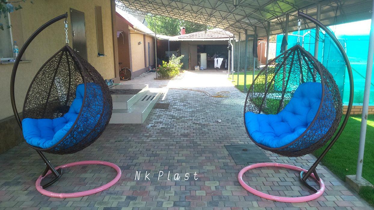 Фото 4 - Садовые качели Черкассы, кресло кокон