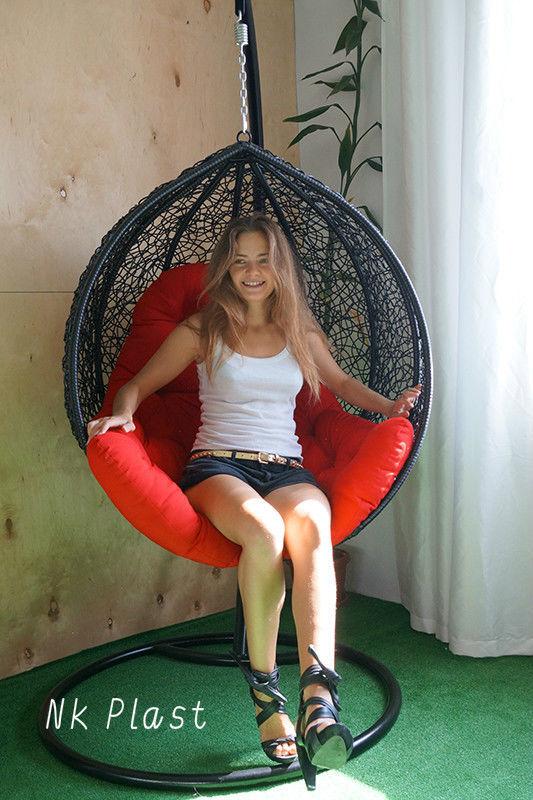 Фото 5 - Садовые качели Черкассы, кресло кокон