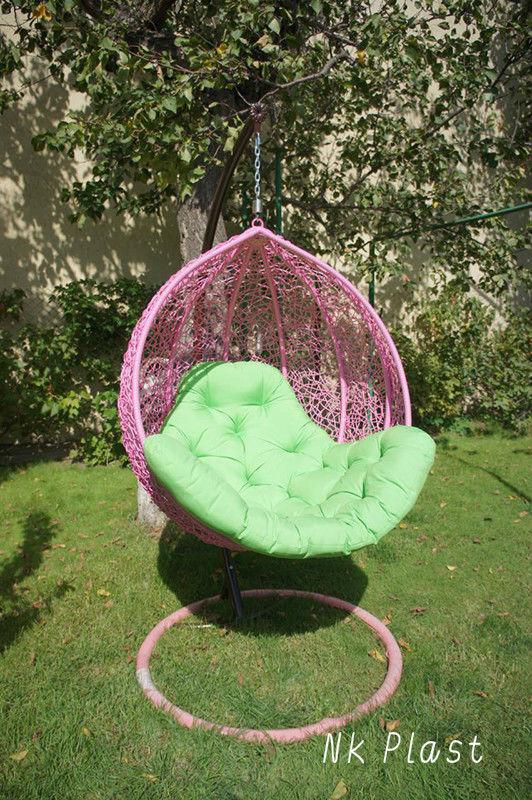Фото 10 - Садовые качели Черкассы, кресло кокон