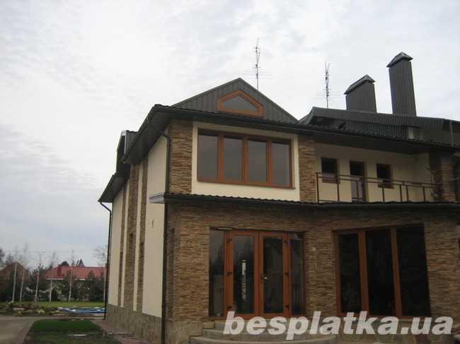 Продам дом новой постройки в Новоселовке