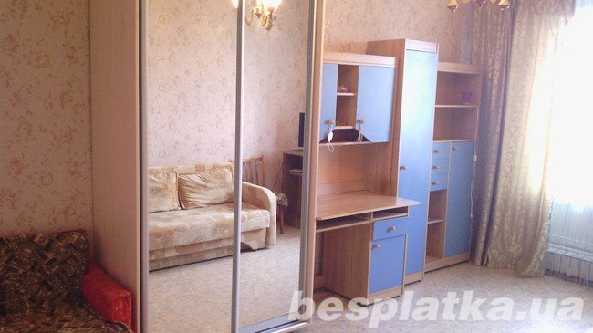 Фото - Сдам 1-к квартиру на Салтовке, рядом с м.Героев Труда