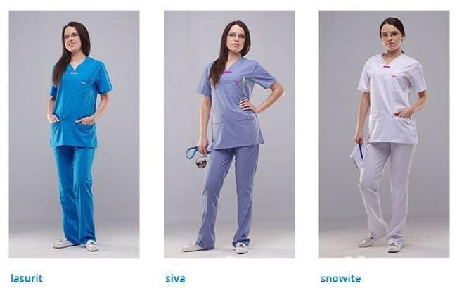 Фото - visone медицинская одежда (Визон)