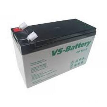 Дешевый аккумулятор VS Battery 12V 4, 7(7,2), 18, 26Ah