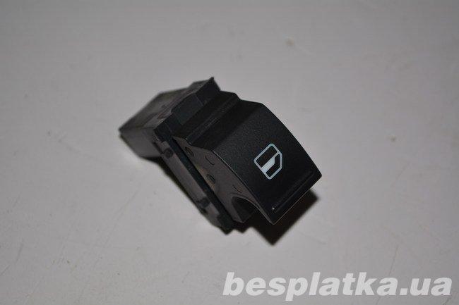 Выключатель электростеклоподъемника правый R Volkswagen Caddy Кадди