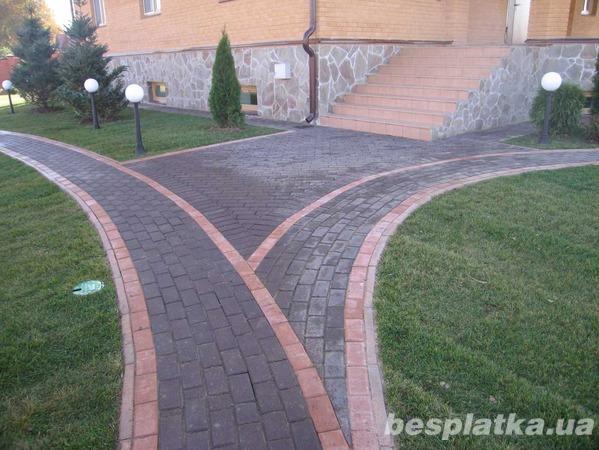 Фото 3 - Тротуарная плитка от производителя