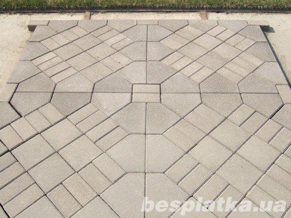 Фото 6 - Тротуарная плитка от производителя