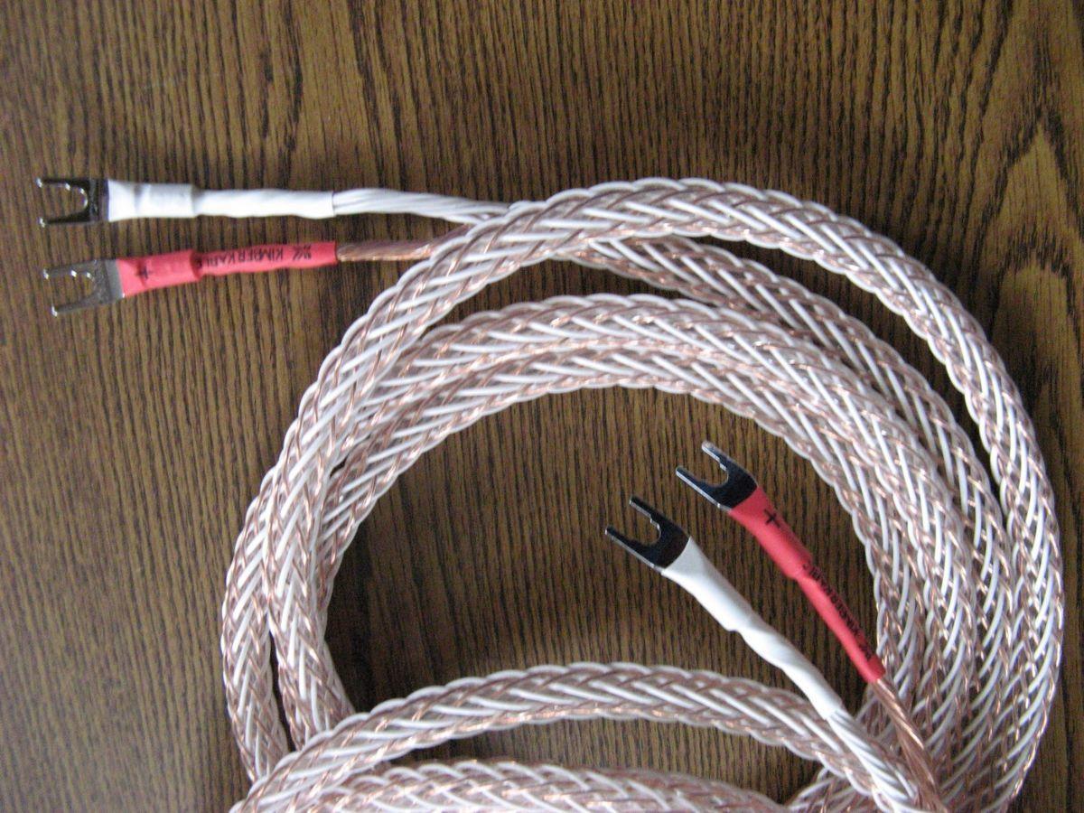 обзор акустических кабелей kimber kable