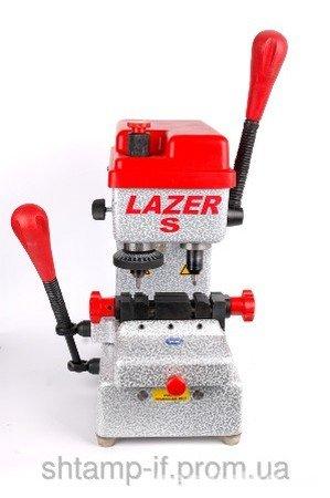 Станки для виготовлення лазерних ключів