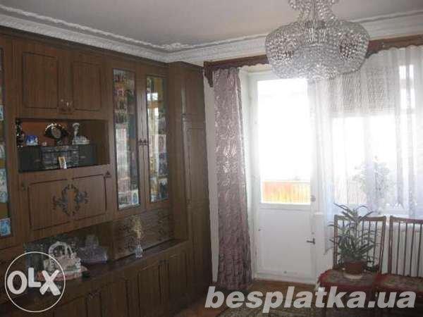 Фото - Продам 3 ком. квартиру, 64 м2, на Крымском бульваре